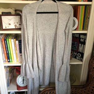 Anthropologie Cashmere Blend Sweater